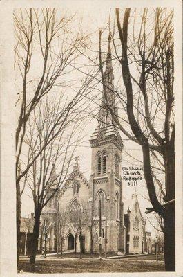 Methodist Church in Richmond Hill