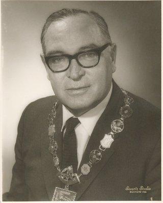 Mayor Thomas Broadhurst