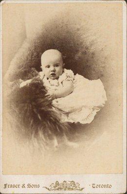 Photograph of a little girl