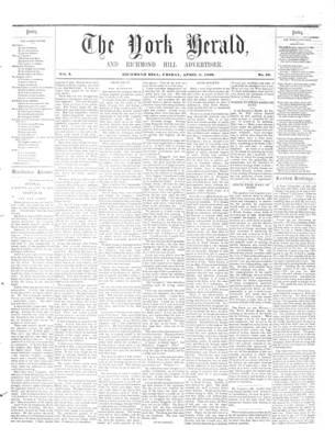 York Herald, 8 Apr 1859