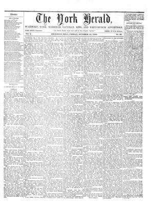 York Herald, 14 Oct 1859