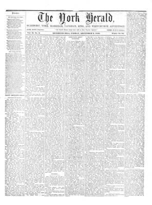 York Herald, 9 Dec 1859