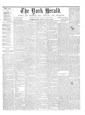 York Herald, 22 Jun 1860