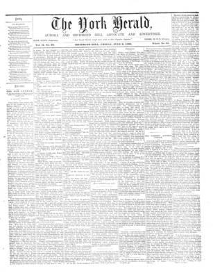 York Herald, 6 Jul 1860