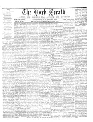 York Herald, 10 Aug 1860