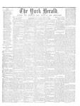 York Herald12 Jul 1861