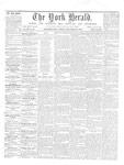 York Herald15 Nov 1861
