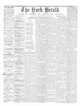 York Herald6 Dec 1861
