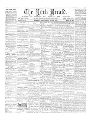York Herald, 6 Jun 1862