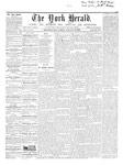 York Herald, 16 Jan 1863
