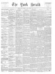 York Herald, 25 Oct 1872