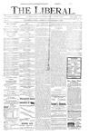 The Liberal, 9 Nov 1883