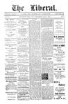 The Liberal, 9 Nov 1911