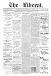 The Liberal, 16 Nov 1911