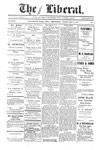 The Liberal, 6 Feb 1913