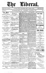 The Liberal, 23 Oct 1913