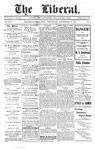 The Liberal, 27 Nov 1913