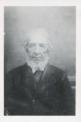 Photograph of John Hall
