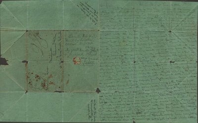 Letter of John Klinck to Abraham Law