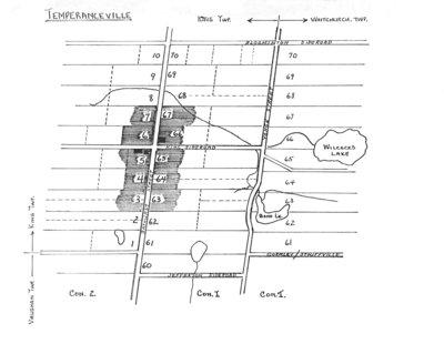 "Genealogy book: volume ""Temperanceville-Vaughan"""