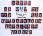 Rosseau Lake College Class of 2008
