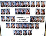 Rosseau Lake College Class of 2009