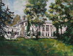 Painting of the Eaton's Summer Residence