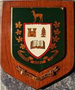Rosseau Lake School Plaque