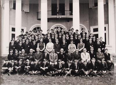 Student Body 1969-70