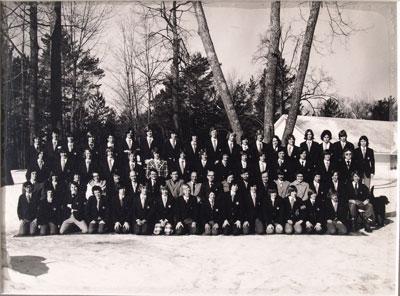 Student Body 1973-74
