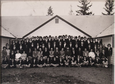 Student Body 1974-75