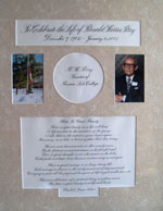 Tribute to Ronald Harris Perry