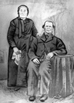 Un couple de pionniers