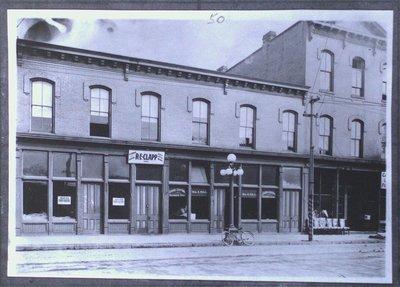 Jack Nash, 300 St. Paul Street, St. Catharines