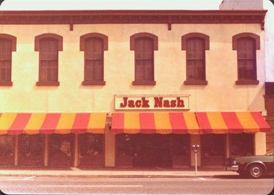 Jack Nash, 300 St. Paul Street