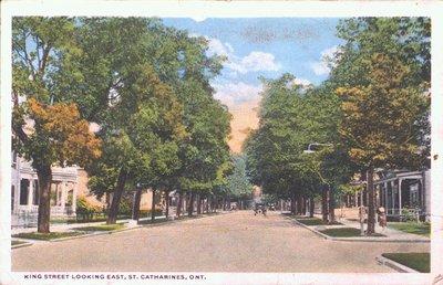 King Street, looking east