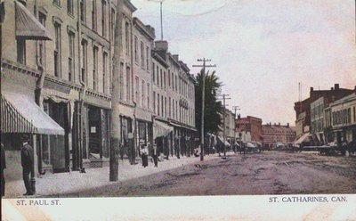 St. Paul Street.