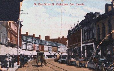 St. Paul Street, looking east c1911