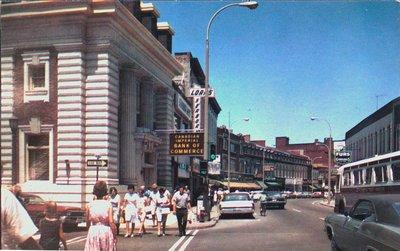 St. Paul Street and Queen Street