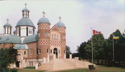 Sts. Cyril and Methodius Ukrainian Catholic Parish.