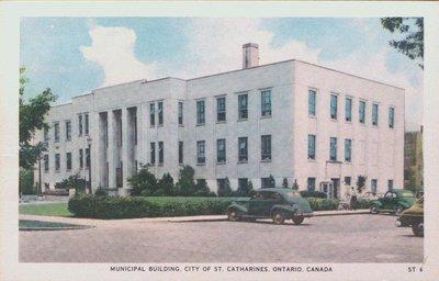 City Hall, Municipal Building