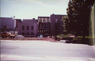 City Hall Addition Construction