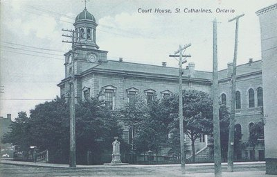 Court House at King and James Streets