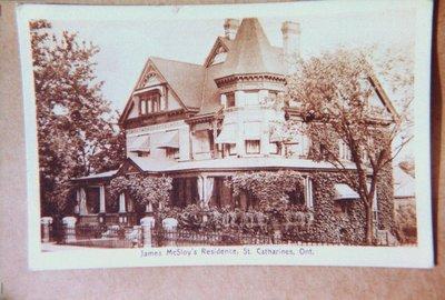 The McSloy House, 64 Church Street.