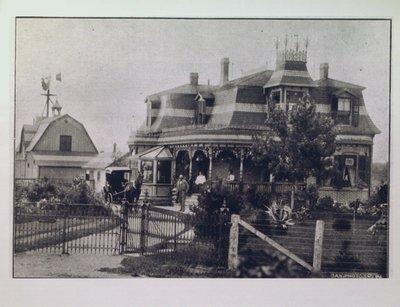 The Wanless House on Niagara Street