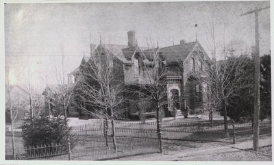 The Burch Home on Oakdale Avenue