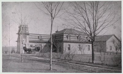 The Coach House at the Burch Home