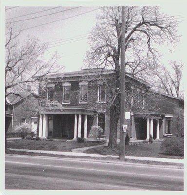 House on Ontario Street