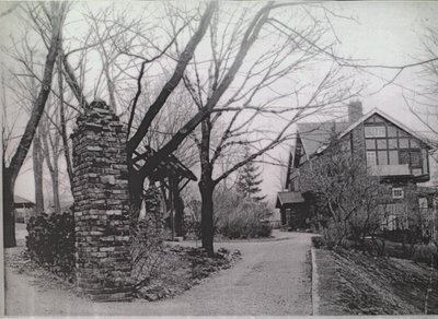 "Colonel Leonard's ""Springbank"" House at 75 Yates Street"