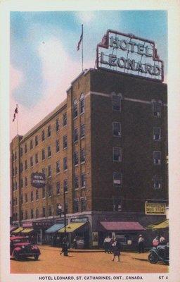 Hotel Leonard